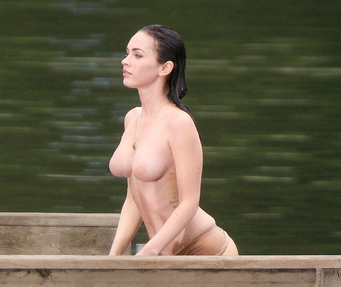 Pics megan fox nude Megan Fox
