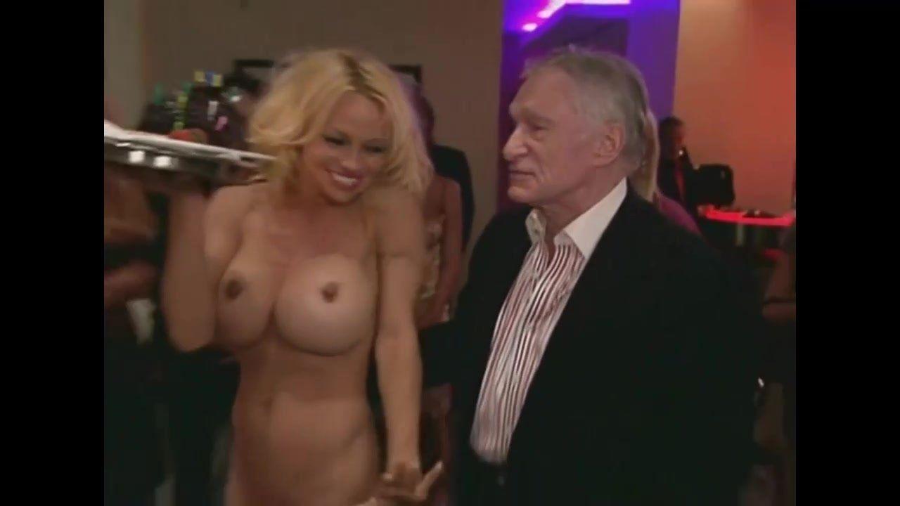 Pamela nackt Anderson Pamela Anderson